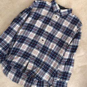 Tommy Hilfiger Men's Long Sleeve Flannel Shirt 😎